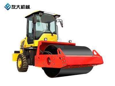 6吨单轮座驾压路机