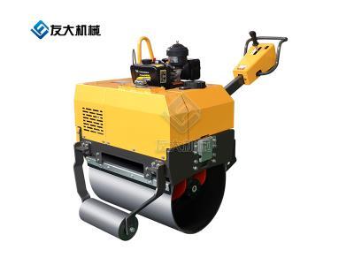 750全液压大单轮压路机